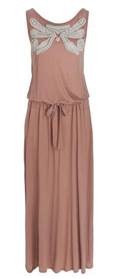 beautiful dress NATURAL dress -SCHUMACHER