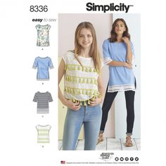 8336 - New Collection - Simplicity Patterns