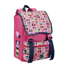 Ergonomic backpack expandable Minnie love Samsonite Disney Wonder