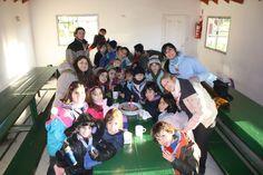 Manada y Ronda en Campamento de Invierno 2011