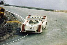 1972. Porsche 917-10 turbocharged  at Laguna Seca`s Corkscrew. http://pinterest.com/quinnproperties/ http://www.tumblr.com/blog/patrickquinnproperties