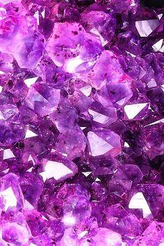 Buy 'Purple Amethyst Crystal' by newburyboutique as a T-Shirt, Classic T-Shirt, Tri-blend T-Shirt, Lightweight Hoodie, Women's Fitted Scoop T-Shirt, Women's Fitted V-Neck T-Shirt, Women's Relaxed Fit T-Shirt, Sticker, iPhone Case, Case/Ski... Purple Wallpaper Iphone, Purple Backgrounds, Of Wallpaper, Purple Love, All Things Purple, Shades Of Purple, Purple Stuff, Dark Purple Aesthetic, Lavender Aesthetic