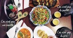 Tien Hiang, une cantine asiatique végétarienne / 75010