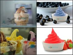 Yogurtbay brings to you #eggless #frozen #desserts and #smoothies. Relish here ->  http://www.pioneerchef.com/events/wafflebay-from-the-house-of-yogurtbay-now-in-stores/