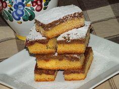 Design by Suzi: Parížske rezy Tiramisu, Baking, Ethnic Recipes, Food, Design, Bakken, Essen, Meals, Backen