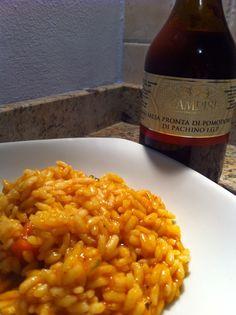 ⇒ Bimby, le nostre Ricette - Bimby, Risotto al Pomodoro