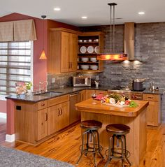 Small Kitchen Design, Pictures, Remodel, Decor and Ideas - page 13