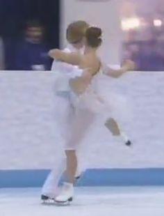 Starlight Olympics Usova Zhulin, LFO to mohawk on end, after 2nd 3x