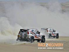 Race2Recovery Dakar 2014