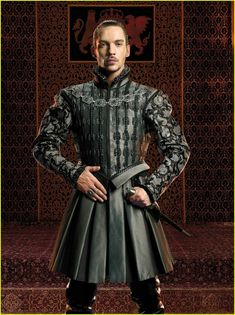King Henry VIII (The Tudors version is the only hot dead guy...)