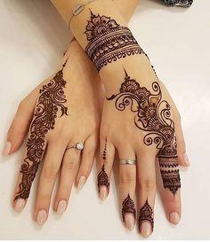 "7,617 Likes, 31 Comments - We Are Here To Inspire You (@hennalookbook) on Instagram: ""Henna @jasminemehendi  Good Morning Henna Inspirations ❤ #hennalookbook"""