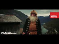 Enter for a chance to win a Viking adventure of a lifetime! Through History Channel 'Vikings' sponsored prize by Norwegian and Hurtigruten.