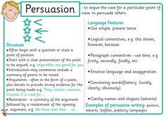 how to write a discursive essay ks2
