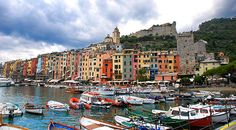 Our favorite town of all the places we visited in Italy <3