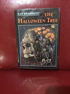 The Halloween Tree by Ray Bradbury Hardcover Illustrated by Joseph Mugnaini