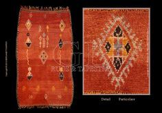BERBER RUG REHAMAcm 300 x 180ft 99 x 59 Cod::141008347977Provenance:MOROCCOAge:OLDKnots/dmq: Technique of working:HANDKNOTTEDWarp:WOOLWeft:WOOLPile:WOOL