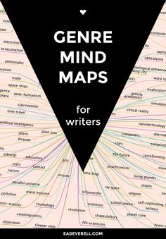 These PDF mindmaps help you brainstorm ideas for your writing. Right now there are 4 genres: steampunk, sci-fi, romance and regency.