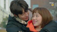 Bok Joo and Joon Hyung❤ Nam Joo Hyuk Lee Sung Kyung, Kdrama, Joon Hyung, Gay Best Friend, Kim Book, Watch Korean Drama, Korean Shows, Weightlifting Fairy Kim Bok Joo, Boys Over Flowers