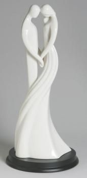 Touched By Your Love - Figurine - Circle of Love By Kim Lawrence Love 4003980 | ENESCO
