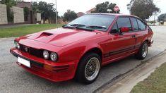 Classic Car News Pics And Videos From Around The World Alfa Gtv, Alfa Alfa, Alfa Cars, Alfa Romeo Cars, Alfa Romeo Gtv6, Alfa Romeo Giulia, Gt V, Sexy Cars, Motogp