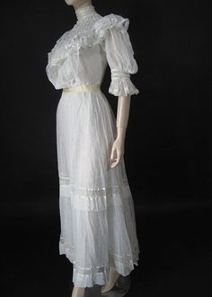 Victorian Tea Party Dresses