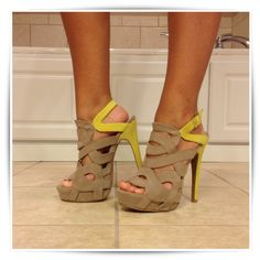 charlotte russe shoes/ love this store:)