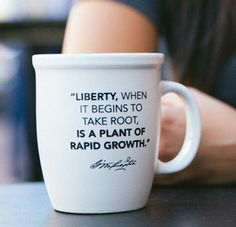 Lead With Liberty. #Inspiring #Quotes