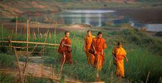 Trek au Laos