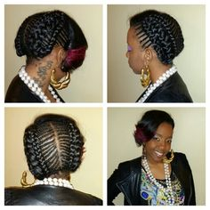 ***My Work*** Protective Style