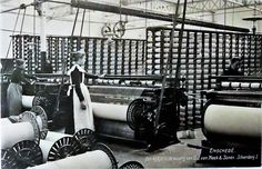 Scheerderij G.J. van Heek textielfabriek [ 1925 ] Home Appliances, Museum, History, Times, Shopping, Carnival, Pictures, Nostalgia, House Appliances