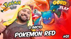 Pokemon Red -  Começando nossa Jornada  - Gordoplay