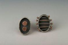 baharal  + gnida  earrings