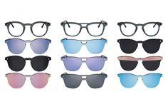 33852c3cec Lumiprod, photographie packshot de verres de lunettes de soleil Afflelou.