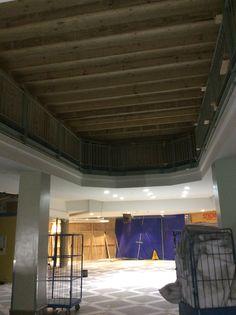 Demolition has started on the Kids' Precinct opening in September.