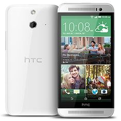 "Original HTC One E8 WW Version 2GB RAM 16GB ROM Mobile Phone Quad-core 13MP Camera 5.0"" Screen WIFI GPS Refurbished cell phone"