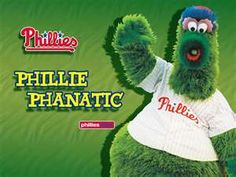 Phillie Phanatic