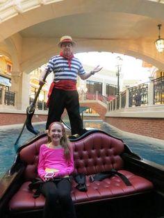Gondola ride at The Venetian Las Vegas Visit Las Vegas, Las Vegas Trip, Vegas Activities, Las Vegas With Kids, City That Never Sleeps, Chapel Wedding, Summer Travel, Venetian, Nevada