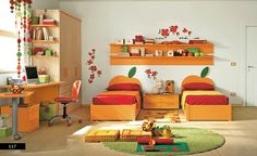 45 Creative Headboard Design Ideas For Kids Room