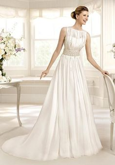 LA SPOSA Murano Wedding Dress - The Knot $399.99 LA SPOSA