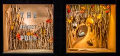 Visual Merchandising Arts - Fall Prop Display Windows