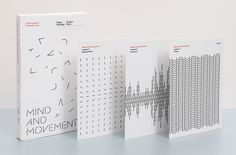 Printed resources for Mind and Movement, a method of dance instruction. Art direction: David Azurdia, Ben Christie/Magpie Studio. Design: Ben Christie, Aimi Awang, Jack Beverage/Magpie Studio. Courtesy Thames & Hudson. Photograph by Stuart Tolley.