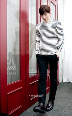 2015.02.24 JiChangWook Interview With stoo.