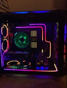 Phanteks NEON Digital RGB LED Strip Combo Set – Gameller   Gaming Gear Pc Setup, Daisy Chain, Led Strip, Gaming, Neon, Digital, Videogames, Neon Colors, Game
