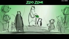 Zootopia - Deleted scene - The Taming Party