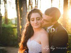 Forest Walk Wedding | Amilcar & Kayleigh