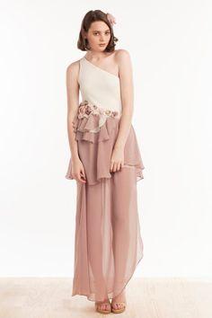 Songbird Maxi dress - Eva Q  #fashion #dress