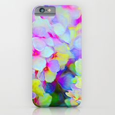 NEW! On sale today! August 26, 2017.    Beautiful cell phone covers to hug and protect your device! This beauty is also available as duvet covers, art prints, rugs, curtains, backpacks, bags and more!  https://society6.com/product/pink-and-yellow-hydrangeas_iphone-case?#s6-7530691p20a9v430a52v377