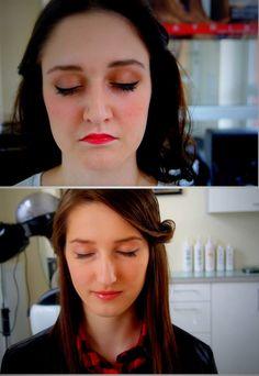 Makijaż. #makijaż #makeup