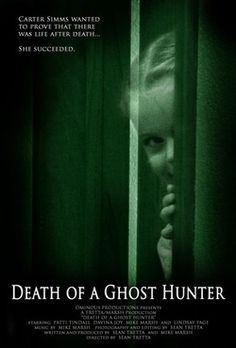 """Scotty reviews a horror film where a renowned ghost hunter takes on her toughest job yet in """"Death of a Ghost Hunter""""!"""