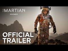 The Martian – First Trailer For Ridley Scott's Epic Sci-Fi Drama [Video] - The man behind Alien and Blade Runner is back with a new epic science fiction movie. The Martian looks nothing short of amazing!